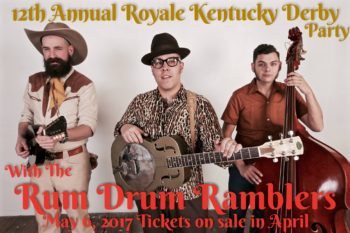 12th Annual Royale Derby Party